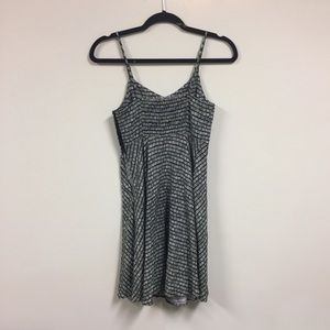 Old Navy Dresses - Gray striped sundress